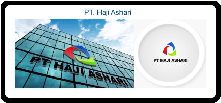 Logo Perusahaan haji ashari