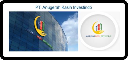 Logo perusahaan anugrah kasih investindo