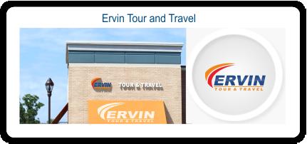 Logo perusahaan travel