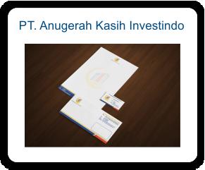 Stationary Perusahaan PT. Anugerah Kasih Investindo