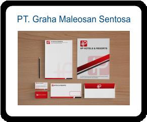 Stationary Perusahaan PT. Graha Maleosan Sentosa