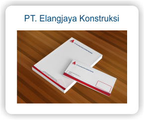 Stationary Perusahaan PT. elangjaya Konstruksi